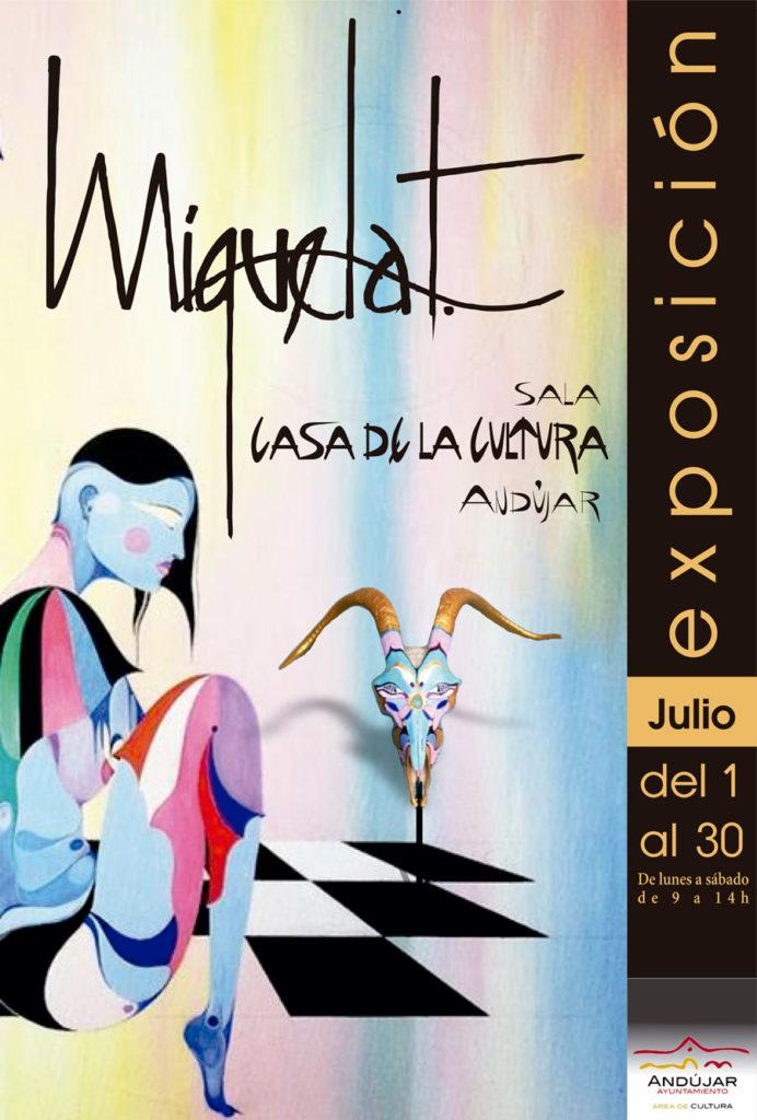 Exposición Miguel Alcalde
